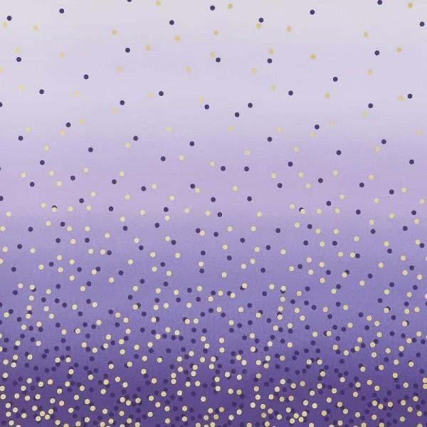 V & Co. Ombré Confetti in Iris von Moda