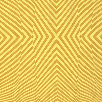 Tula Pink Lazy Stripe Amber (PWTC028) von Free Spirit