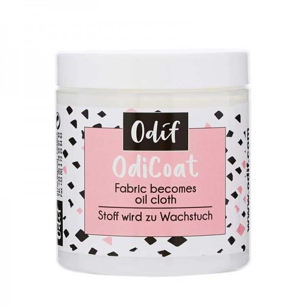 Odif OdiCoat Gel für Stoffbeschichtung Wachstuch-Effekt (250 ml)