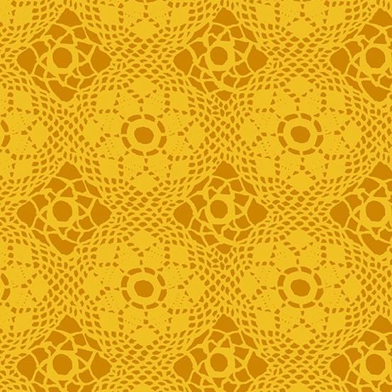 Sun Print 2021 Crochet Sunshine (A-9253-Y) von Alison Glass