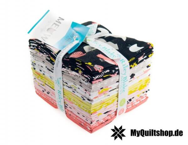 Riley Blake Meow Fat Quarter Bundle