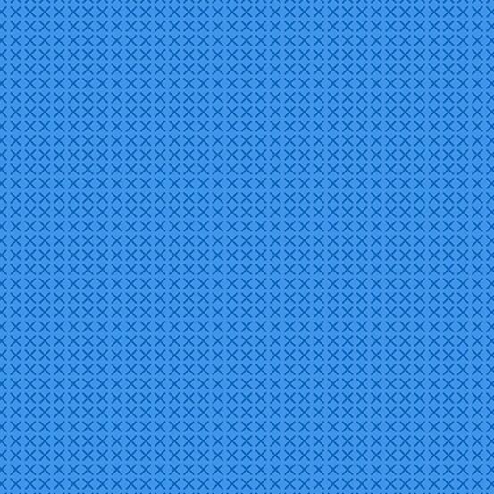 Cross Stitch Kitchen Blue (A-9254-B1) von Alison Glass