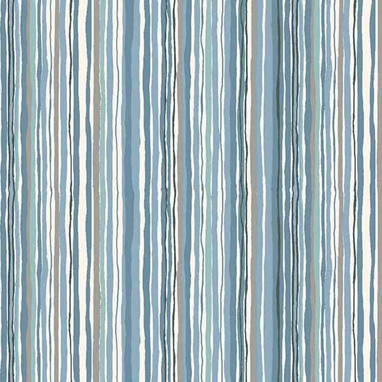 Woodland Wavy Stripe Light (1899/B2) von Makower