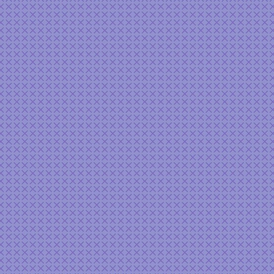 Cross Stitch Lilac (A-9254-P) von Alison Glass