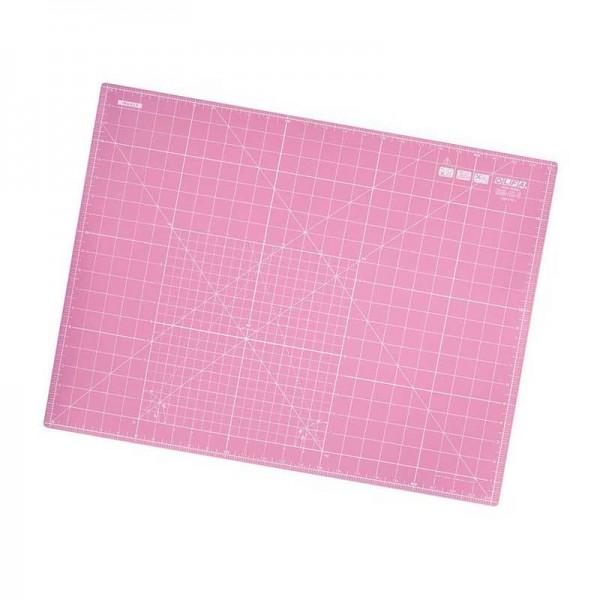 OLFA Schneidematte 60 x 45 cm Pink