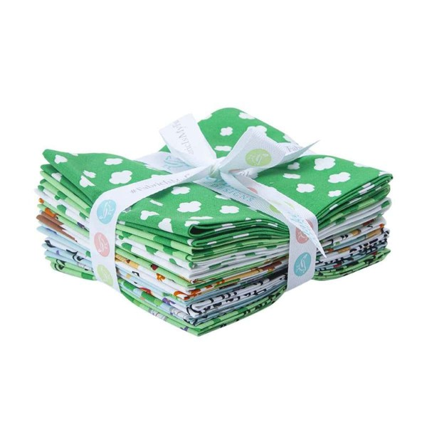 Riley Blake Girl Scout™ Camp Life Fat Quarter Bundle