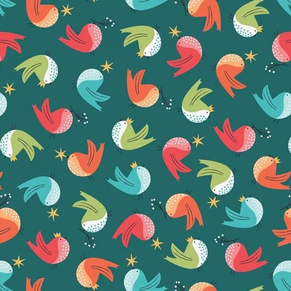 Forest Friends Birds (FOR1846) von Dashwood Studio