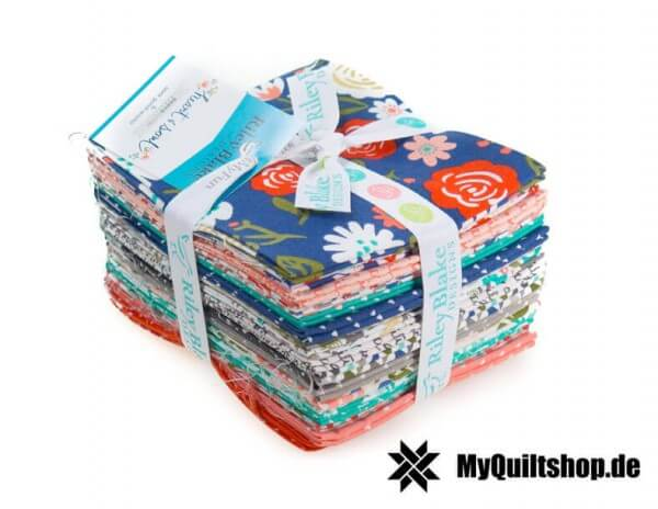 Riley Blake Heart & Soul Fat Quarter Bundle
