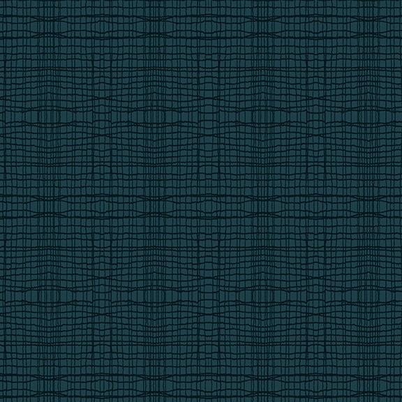 Stitch Check Dunkelblau (5622/S95) von Makower