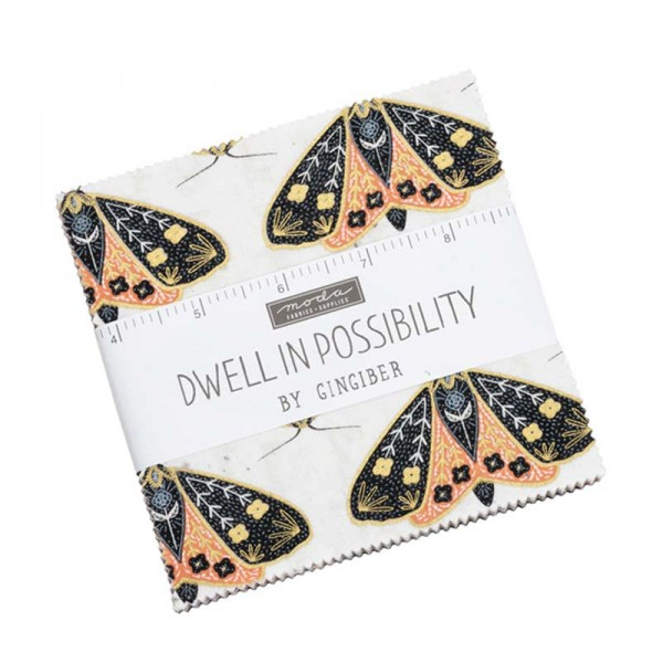 Moda Dwell in Possibilities Charm Pack