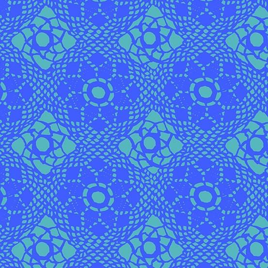 Sun Print 2021 Crochet Lake (A-9253-B) von Alison Glass