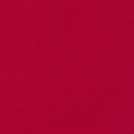 Kona Cotton - Cardinal / Rot