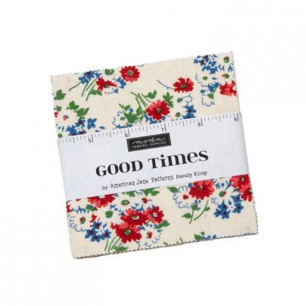 Moda Good Times Charm Pack