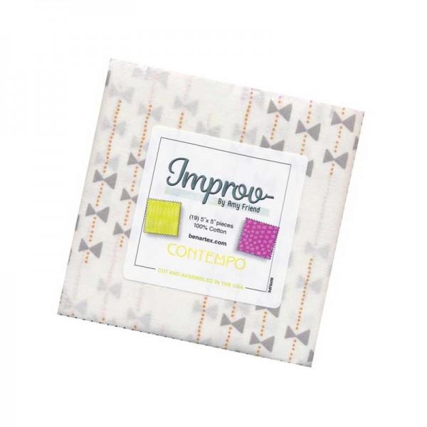 Contempo Improv 5x5 Pack
