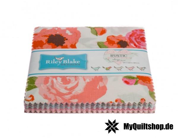 Riley Blake Rustic Elegance Charm Pack