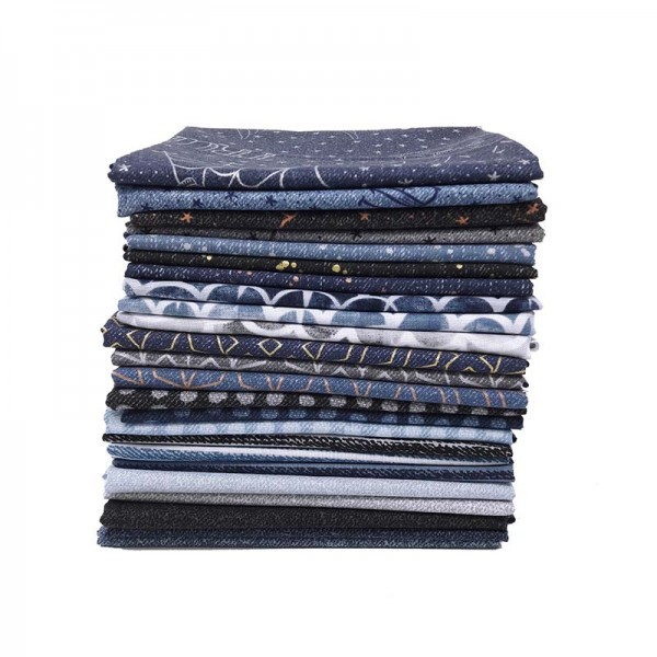 Libs Elliott Almost Blue Fat Quarter Bundle