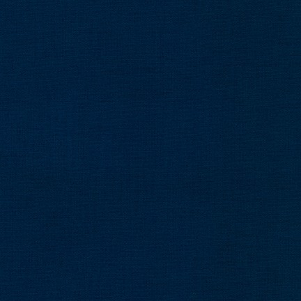 Kona Cotton - Navy 1243