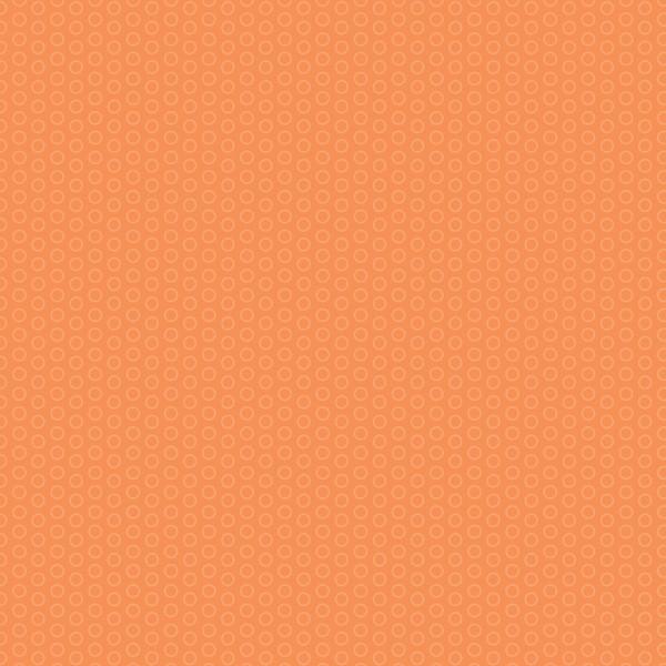 Cotton Dots - Circle Dots (c445Orange) von Riley Blake
