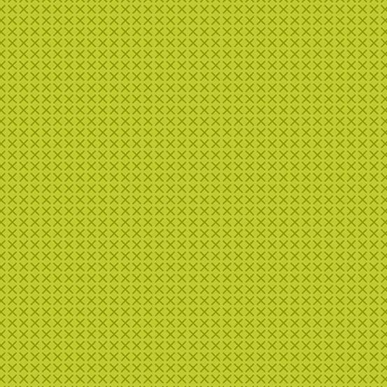 Cross Stitch Smirk (A-9254-G2) von Alison Glass