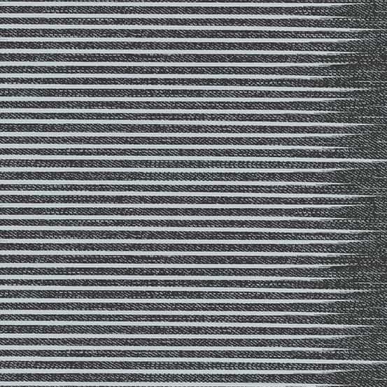 Stripe Asphalt (A-9349-K) Almost Blue von Libs Elliott