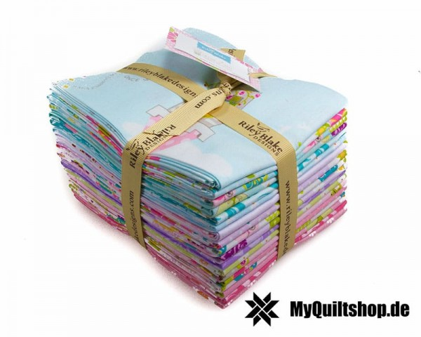 Riley Blake - A Dream And A Wish Fat Quarter Bundle