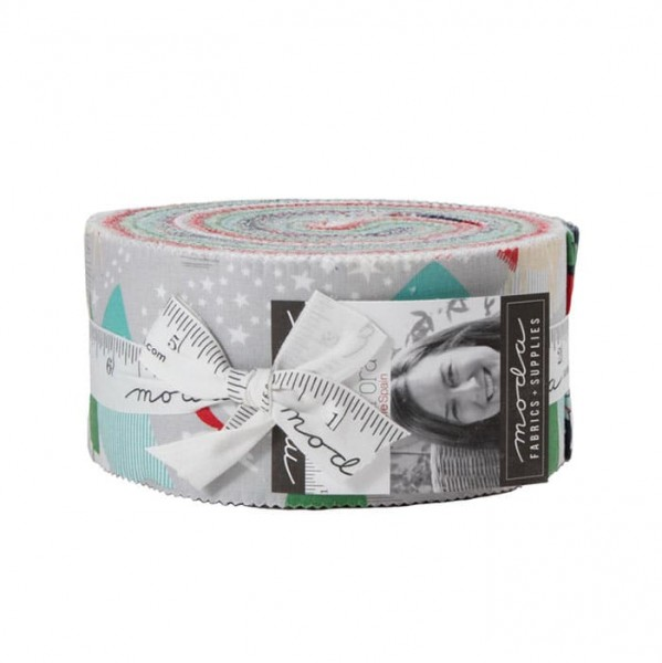 Moda Aurora Jelly Roll