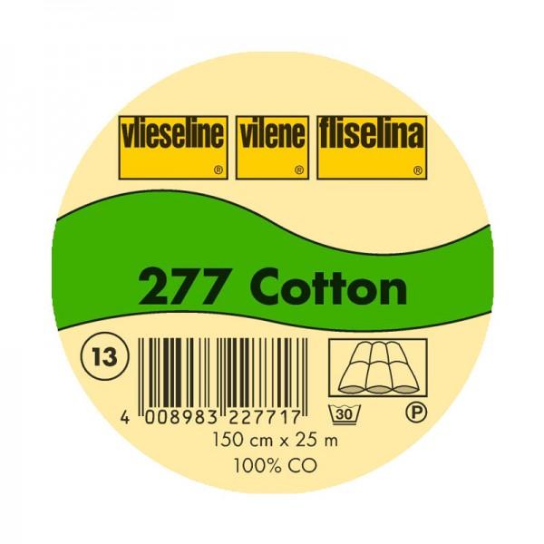 Freudenberg Vlieseline - 277 Cotton (150 cm breit)