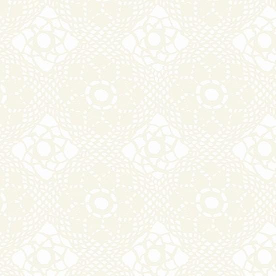 Sun Print 2021 Crochet Light (A-9253-L1) von Alison Glass
