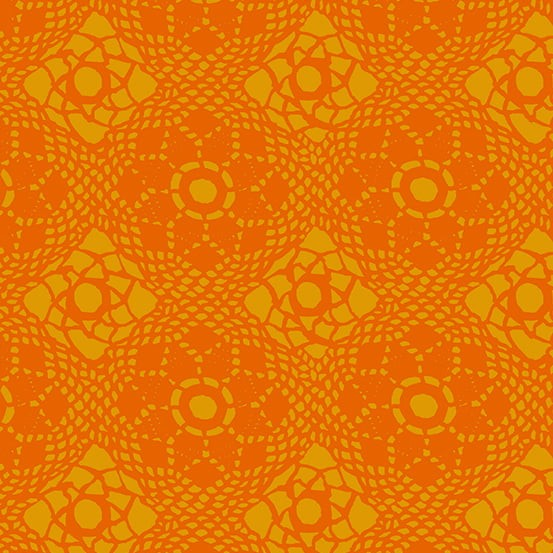 Sun Print 2021 Crochet Dala (A-9253-O) von Alison Glass