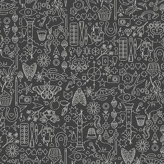 Collection Ink (A-9036) Sun Print 2019 von Alison Glass