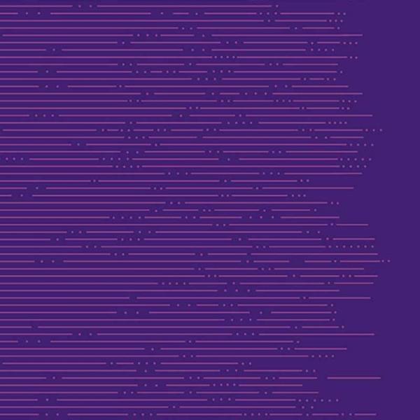 Hyperbolic Viola (A-9069-P) Redux von Giucy Giuce
