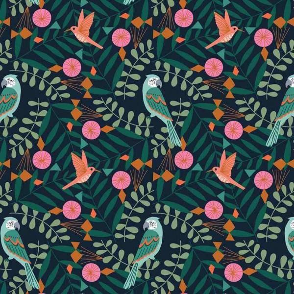 Our Planet Birds (PLAN1737) von Dashwood Studio