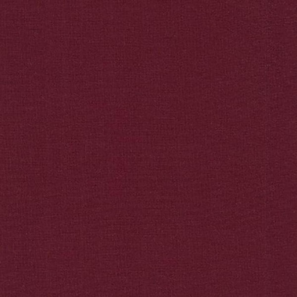Kona Cotton Burgundy / Burgunder 1054
