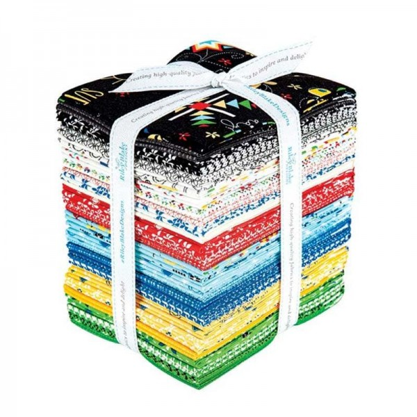 Riley Blake Oh Happy Day! Fat Quarter Bundle