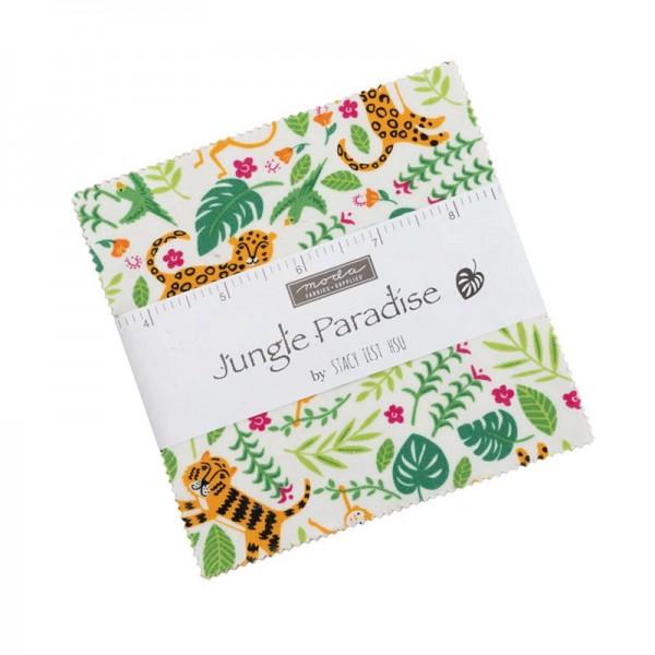 Moda Jungle Paradise Charm Pack