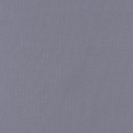 Kona Cotton - Medium Grey 1223