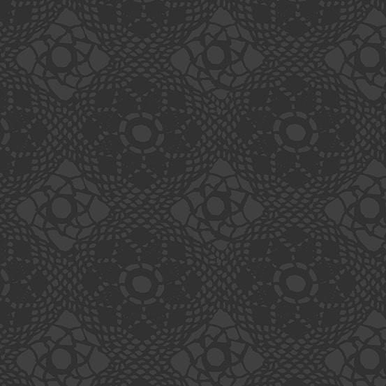 Sun Print 2021 Crochet Darkness (A-9253-C) von Alison Glass