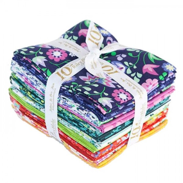 Riley Blake Lucy's Garden Fat Quarter Bundle