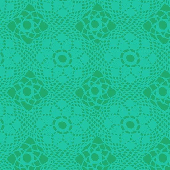 Sun Print 2021 Crochet Gulf (A-9253-T) von Alison Glass