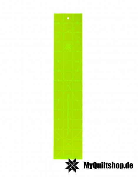 My Quiltshop - 3x15 Inch Patchworklineal (#NähenIstWieZaubernKönnen Edition)