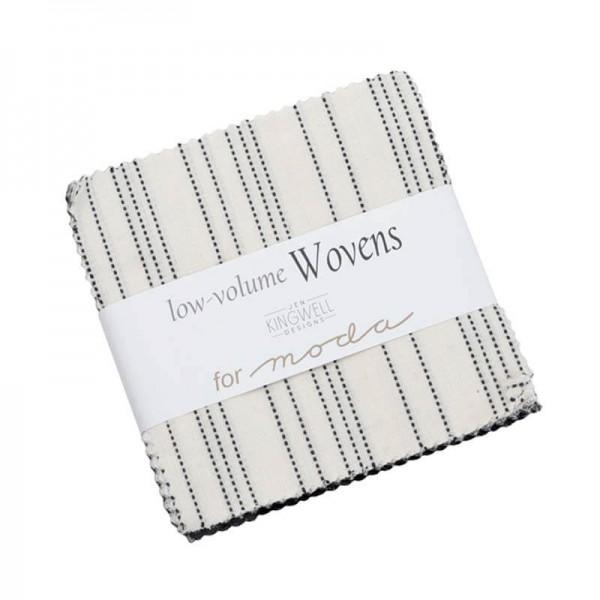 Moda Low Volume Wovens Charm Pack