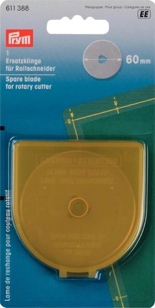 Prym - Ersatzklinge für Rollschneider 60 mm