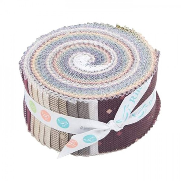 Riley Blake Gem Stones Jelly Roll