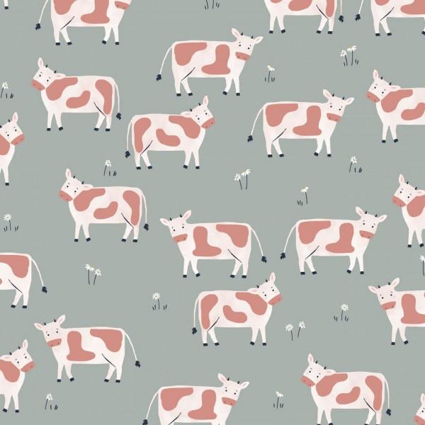 Farm Days Cows (FARM1804) von Dashwood Studio