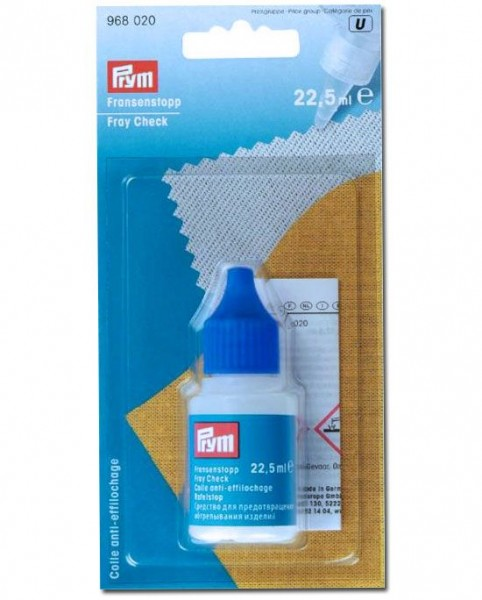 Prym Fransenstopp (Fray Check) 22,5 ml