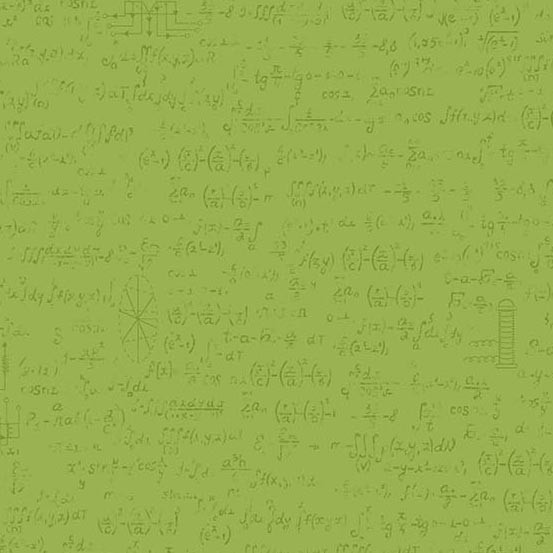 Color Theory Field Notes Green (A-9150-G) von Andover Fabrics