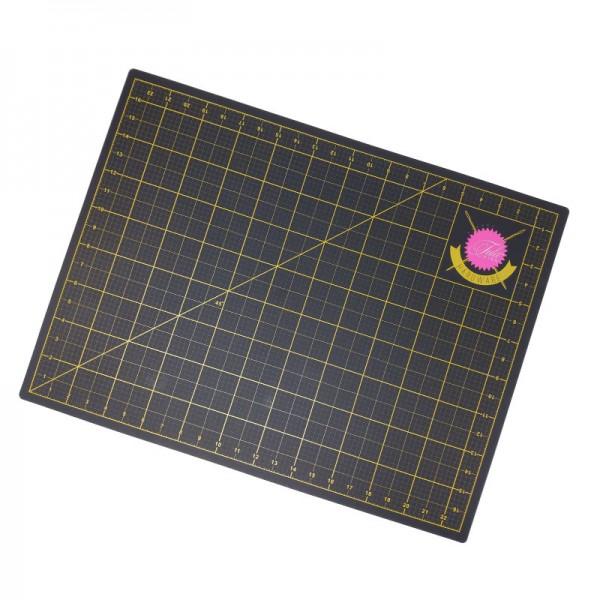 Tula Pink Hardware Schneidematte 17 x 23 Inch Schwarz