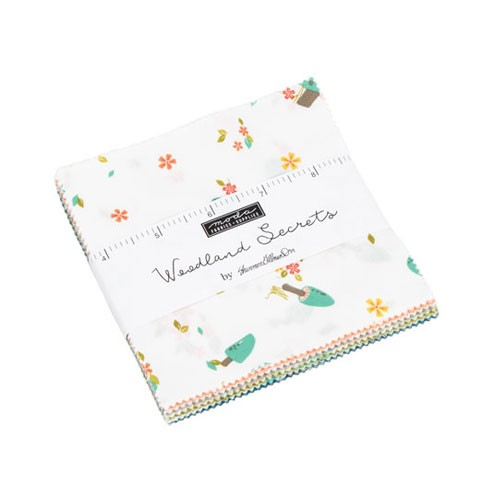 Moda Woodland Secrets Charm Pack