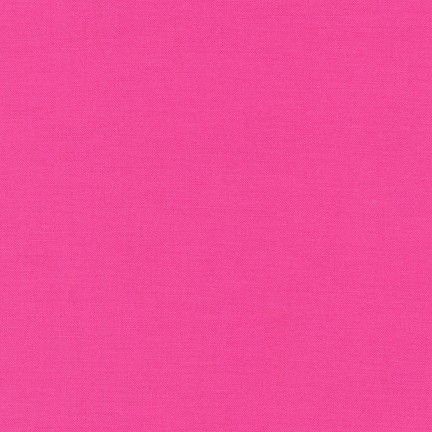 Kona Cotton - Brt. Pink / Hell Pink