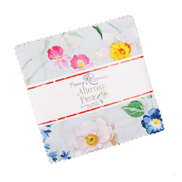 Penny Rose Afternoon Picnic Charm Pack